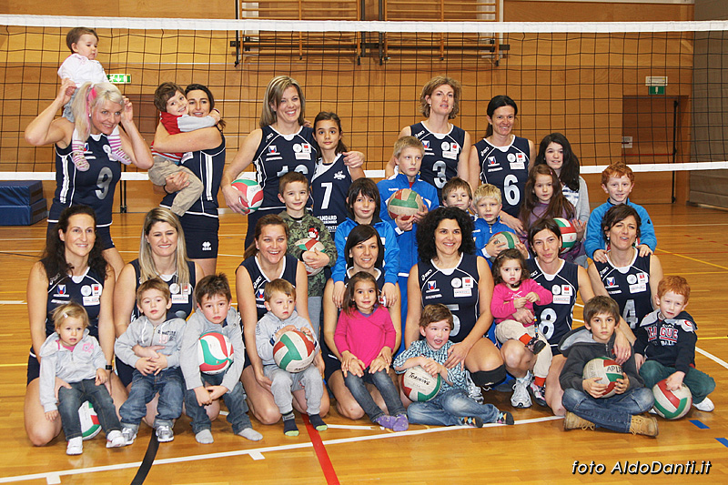 Mamme in volley